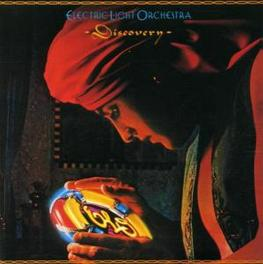DISCOVERY Audio CD, ELECTRIC LIGHT ORCHESTRA, CD
