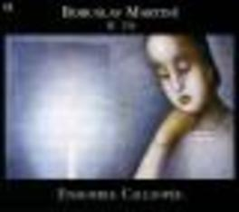 H136 +DVD CALLIOPE ENSEMBLE Audio CD, B. MARTINU, CD