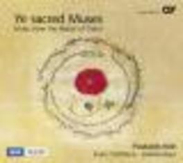 YE SACRED MUSES KING HENRY VIII/BYRD/DOWLAND/HOLBOR Audio CD, VITZTHUM/FLAUTANDO KOLN, CD