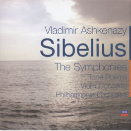 SYMPHONIES *BOX* BERLIN P.O./ASHKENAZY Audio CD, J. SIBELIUS, CD