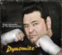 DYNOMITE W/ THE BLUESCASTERS Audio CD, GONZALEZ, MEMO & BLUESCAS, CD