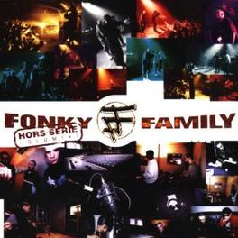 HORS-SERIE VOL. 1 Audio CD, FONKY FAMILY, CD