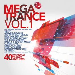 MEGA TRANCE 01 V/A, CD