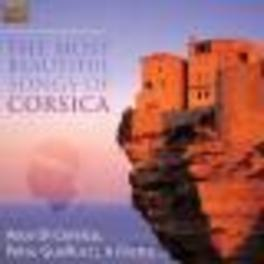 MOST BEAUTIFUL SONGS OF.. ..CORSICA/W:BARBARA FURTUNA/LA BASTIAISE/SI TU/CHI FA/ Audio CD, V/A, CD