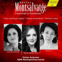 POEMA CONCERTANTE NDR RADIOPHILHARMONIE/ANTUNES MONTSALVATGE, CD