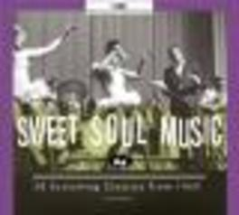 SWEET SOUL MUSIC 1969 28 SCORCHING CLASSICS//INCL.92PG. BOOKLET Audio CD, V/A, CD