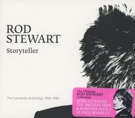 STORYTELLER: THE.. .. COMPLETE ANTHOLOGY 1964-1990 ROD STEWART, CD
