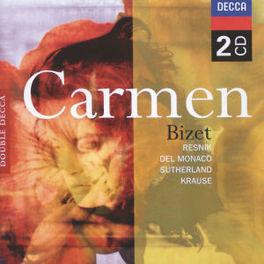 CARMEN OSR/SCHIPPERS Audio CD, G. BIZET, CD