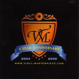 BEST OF 5 YEARS VINYL- ..MASTERPIECE.COM *5 YEAR ANNIVERSARY CD* Audio CD, V/A, CD