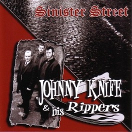 SINISTER STREET THE RIPPERS JOHNNY KNIFE, CD