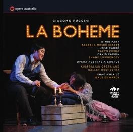 LA BOHEME SYDNEY 2011 G. PUCCINI, CD