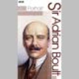 PORTRAIT LONGBOX, SIR ADRIAN BOULT (1889-1983) CONDUCTOR Audio CD, SIR ADRIAN BOULT, CD