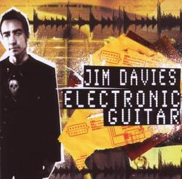 ELECTRONIC GUITAR GUITARPLAYER FROM THE PRODIGY Audio CD, JIM DAVIES, CD