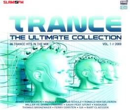 TRANCE THE ULTIMATE COL.. ..COLLECTION VOL.1 2009 Audio CD, V/A, CD