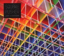 JUST A SOUVENIR Audio CD, SQUAREPUSHER, CD