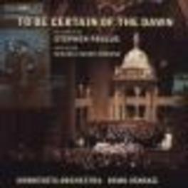 TO BE CERTAIN OF THE DAWN MINNESOTA ORCHESTRA/VANSKA Audio CD, PAULUS, CD