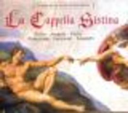 LA CAPELLA SISTINA WORKS BY PALESTRINA/DUFAY/JOSQUIN/FESTA Audio CD, V/A, CD