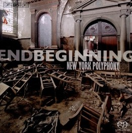 END BEGINNING WORKS BY BRUMEL/CRECQUILLON NEW YORK POLYPHONY, CD