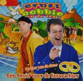 EEN BRUID VOOR DE.. Audio CD, BOBBIE EN DE REST ERNST, CD