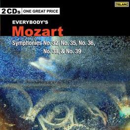 EVERYBODY'S CLASSICS PRAGUE CHAMBER ORCHESTRA/CHARLES MACKERRAS Audio CD, W.A. MOZART, CD