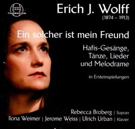 EIN SOLCHER IST MEIN FREU REBECCA BROBERG E.J. WOLFF, CD
