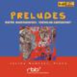 PRELUDES JASCHA NEMTSOV Audio CD, SHOSTAKOVICH/ZADERATSKY, CD