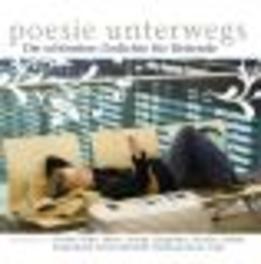 POESIE.. .. UNTERWEGS-GEDICHTE FUER/ JUERGEN GOSLAR UND GOERTZ Audio CD, AUDIOBOOK, CD