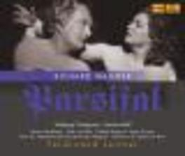 PARSIFAL F.LEITNER Audio CD, R. WAGNER, CD