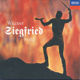SIEGFRIED -WIENER PHILHARMONIKER/SOLTI Audio CD, R. WAGNER, CD