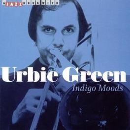 INDIGO MOODS Audio CD, URBIE GREEN, CD