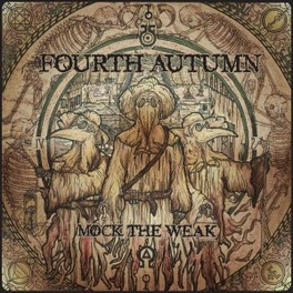 MOCK THE WEAK FOURTH AUTUMN, CD