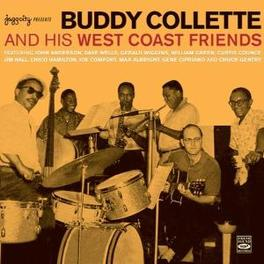BUDDY COLLETTE AND HIS.. ..WEST COAST FRIENDS Audio CD, BUDDY COLLETTE, CD
