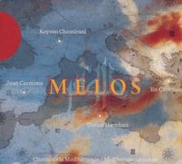 CHANTS DE LE MEDITERRANEE .. MEDITERRANNEE MELOS, CD