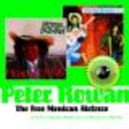 FREE MEXICAN AIRFORCE 1980 ALBUM Audio CD, PETER ROWAN, CD