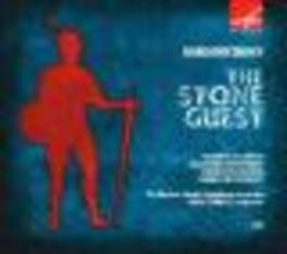 STONE GUEST SOLOISTS/THE BOLSHOI THEATRE SYMPHONY ORCHESTRA/ERMLER Audio CD, A. DARGOMYZHSKY, CD