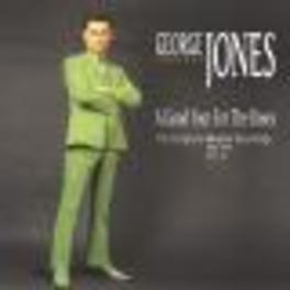 GOOD YEAR FOR THE ROSES COMPLETE MUSICOR RECORDINGS 65-71/LP-SIZE BOXSET + BOOK Audio CD, GEORGE JONES, CD
