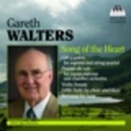 SONG OF THE HEART LONDON CONCERTANTE G. WALTERS, CD