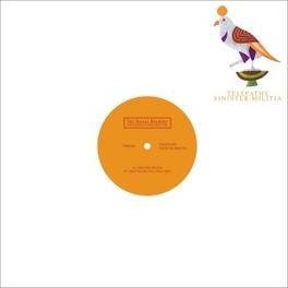 SINISTER MILITIA TELEPATHY, 12' Vinyl