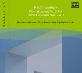 PIANO CONCERTO 2 & 3 PNSO S. RACHMANINOV, CD