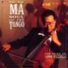 SOUL OF THE TANGO Y.Y.MA-CELLO Audio CD, MA, YO-YO, CD