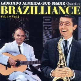 BRAZILLIANCE VOLS. 1 & 2 LAURINDO ALMEIDA, CD