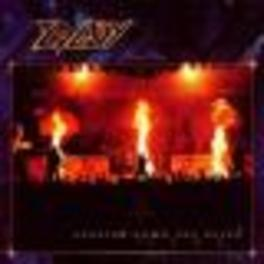 BURNING DOWN THE OPERA LIVE ALBUM Audio CD, EDGUY, CD