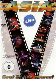 LIVE - HEAT OF THE MOMENT ALL REGIONS ASIA, DVD