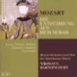 DIE ENTFUHRUNG AUS DEM SE NIKOLAUS HARNONCOURT Audio CD, W.A. MOZART, CD