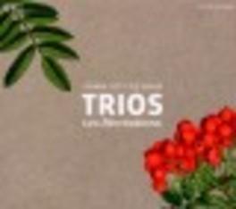 TRIOS LES RECREATIONS J.G. GRAUN, CD