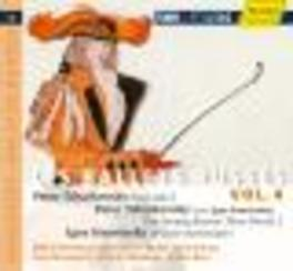 LES BALLETS RUSSES VOL.4 SWR SO BADEB-BADEN UND FREIBURG Audio CD, TCHAIKOVSKY/STRAVINSKY, CD