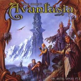 METAL OPERA 2 *2002 ALBUM* Audio CD, AVANTASIA, CD