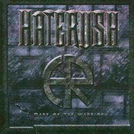 MARK OF THE WARRIOR -13TR Audio CD, HATERUSH, CD