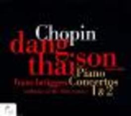 PIANO CONCERTOS 1 & 2 ORCHESTRA 18TH CENTURY/F.BRUGGEN Audio CD, F. CHOPIN, CD