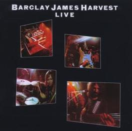 LIVE CLASSIC 1974 ALBUM, REMASTERED FROM ORIGINAL TAPES Audio CD, BARCLAY JAMES HARVEST, CD